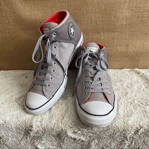 Converse All Star High Tops 2 tone gray size 12
